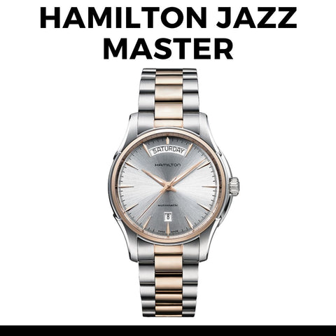 Hamilton Jazz Master Watch