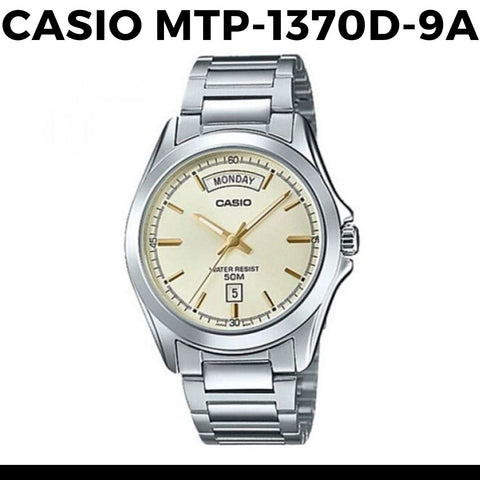 Casio MTP-1370D-9A Watch