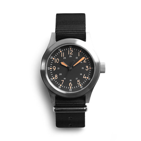 MWC watch with Sword hands