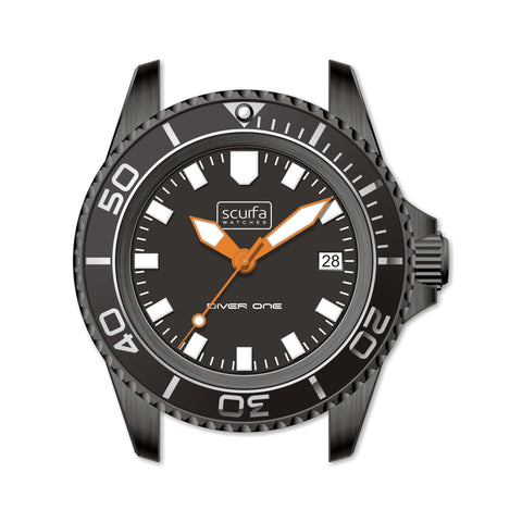 Scurfa Diver One PVD