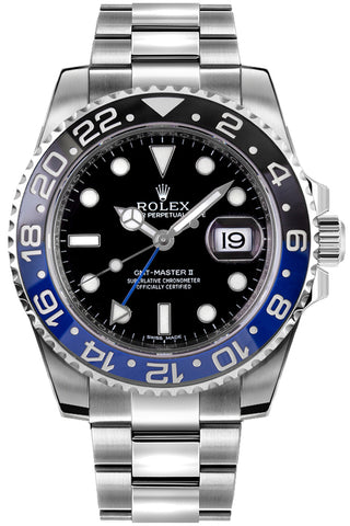 Rolex GMT Master II Batman