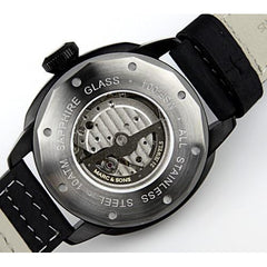 MARC & SONS Automatic Pilot Watch  MSF-004 - Watchfinder General - UK suppliers of Russian Vostok Parnis Watches MWC G10  - 4
