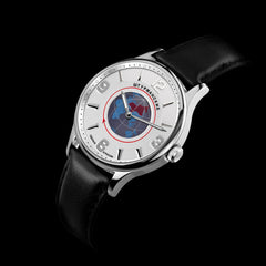 Sturmanskie Heritage Sputnik Watch 2034/3311814 - Watchfinder General - UK suppliers of Russian Vostok Parnis Watches MWC G10  - 2