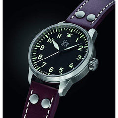Laco Augsburg 42 Automatic Pilots Watch - Type A Dial