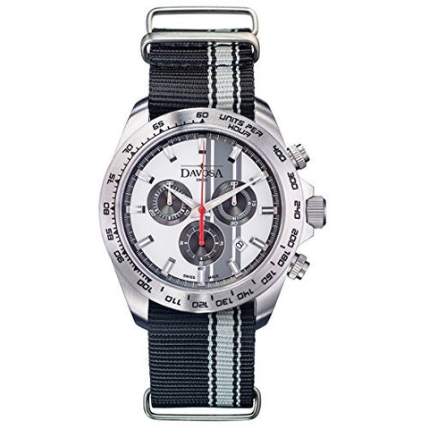 Davosa Swiss Speedline TX Chronograph Watch - 16248815