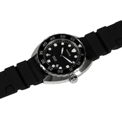Pantor Nautilus Automatic Divers Watch Black 200M