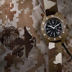 Marathon Navigator Military Issue Pilot's Watch Camo - WW194013DT
