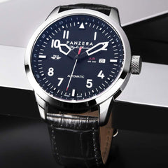 Panzera Flight Master Automatic Swiss Made Watch - FM-01A3