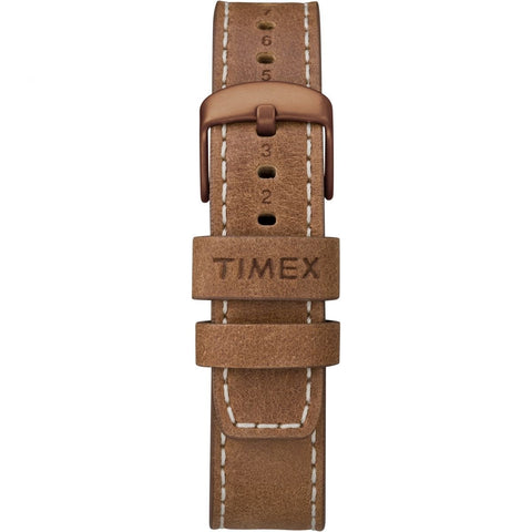 Timex Allied Coastline Watch with Leather Strap - TW2R45700D7PF