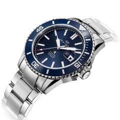 Sea-Gull Ocean Star Automatic Divers Watch with Sapphire Crystal - 816.523