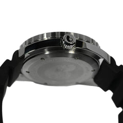 Pantor Nautilus Quartz Divers Watch Black 200M
