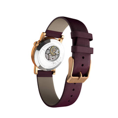 Luch Handwinding One-Handed Watch, Gold Plated - 014276757