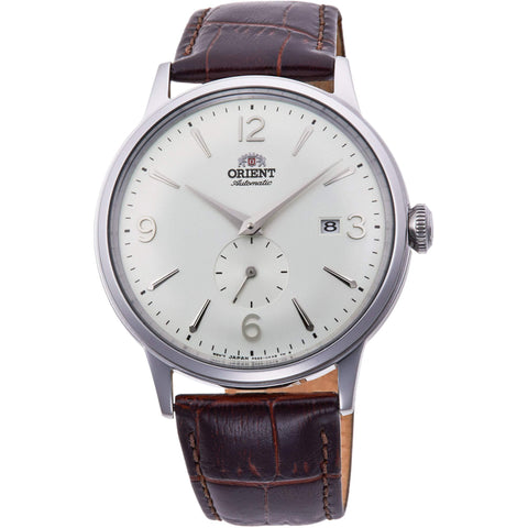 Orient Classic Automatic Dress Watch with Leather Strap RA-AP0002S10B