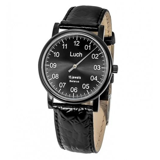 Luch Handwinding One-Handed Watch - 737479763 - Watchfinder General - UK suppliers of Russian Vostok Parnis Watches MWC G10  - 2