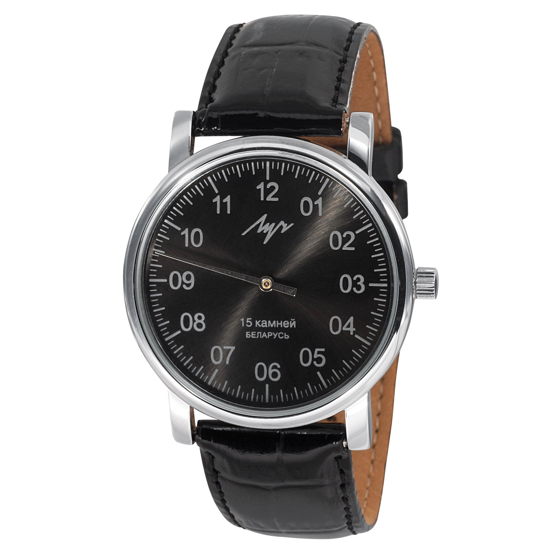 Luch Handwinding One-Handed Watch - 37471763