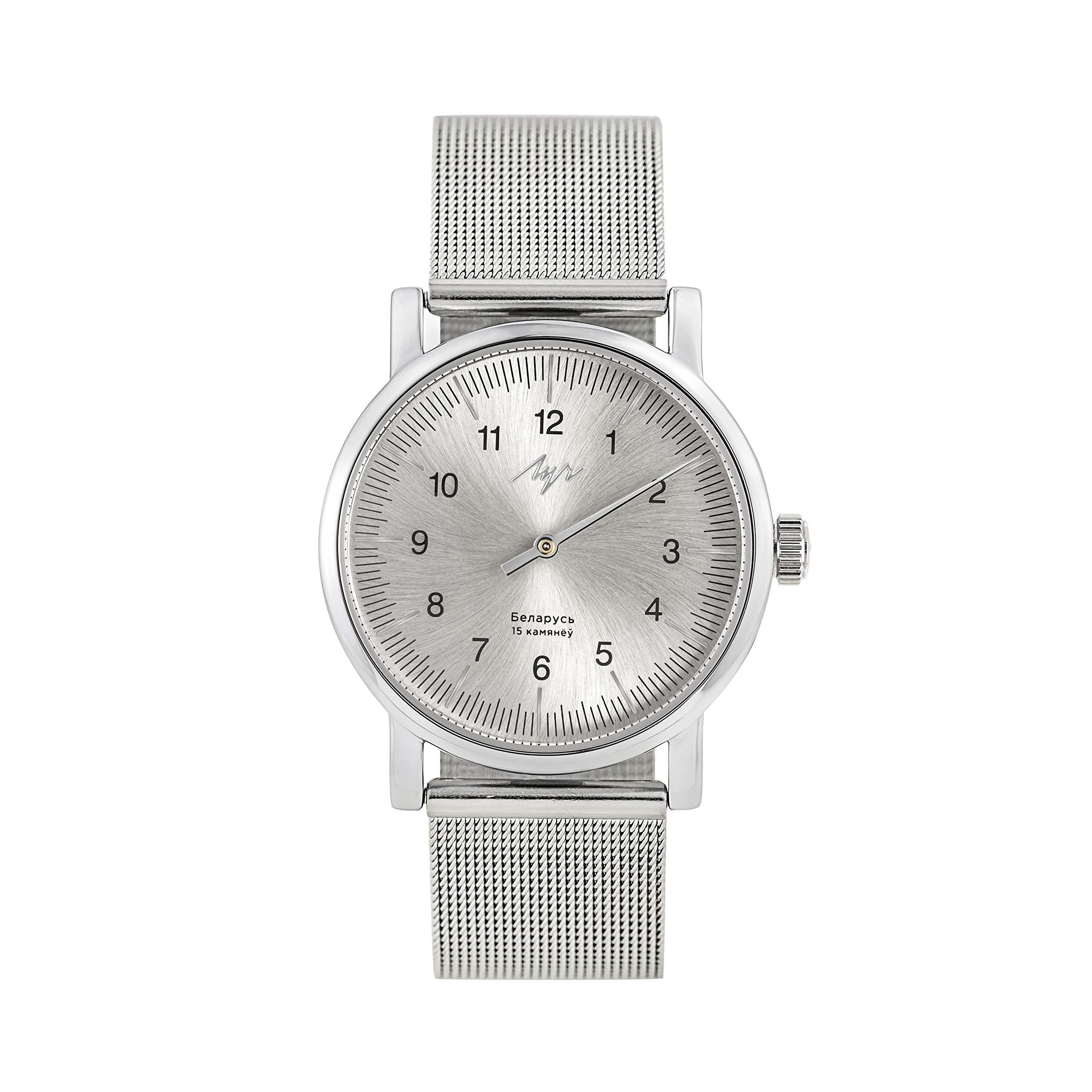 Luch Handwinding One-Handed Watch with Sapphire Crystal - 91950789