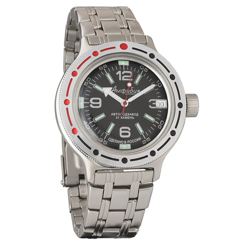 Vostok Amphibia Automatic Divers Watch - 420640
