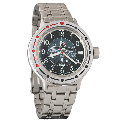Vostok Amphibia Automatic Divers Watch - 420831