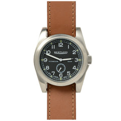 Bertucci 13301 A-3T 42 Vintage Watch (Leather Strap)