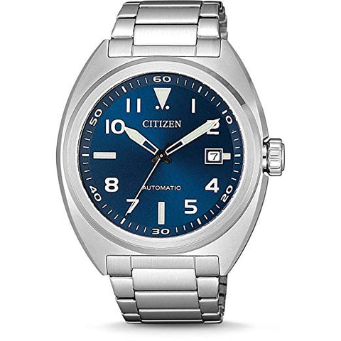 Citizen Automatic Watch with Stainless Steel Bracelet - NJ0100-89L
