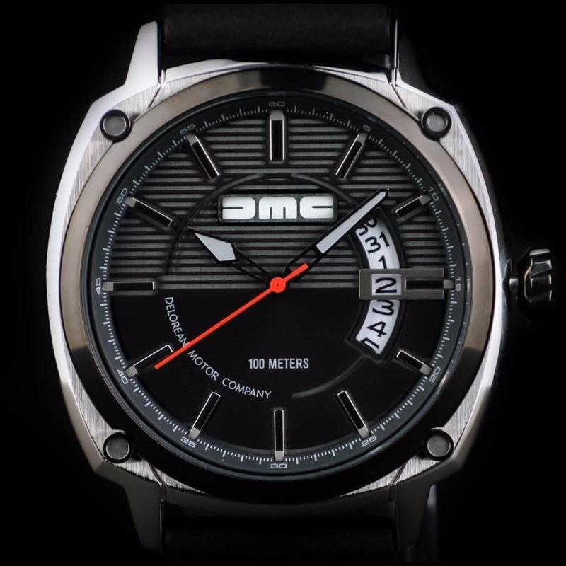 DMC ALPHA WATCH - BLACK