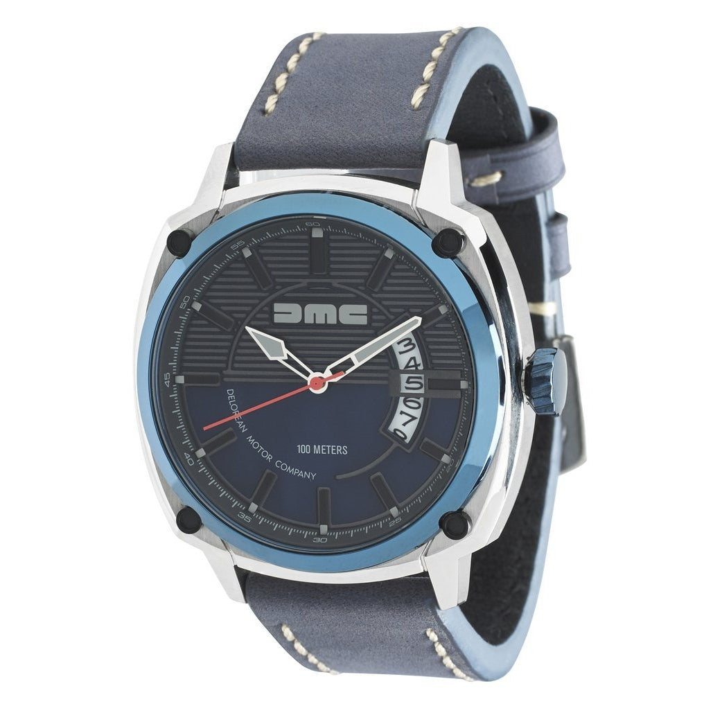 DMC ALPHA WATCH - BLUE
