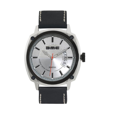 DMC ALPHA WATCH - SILVER