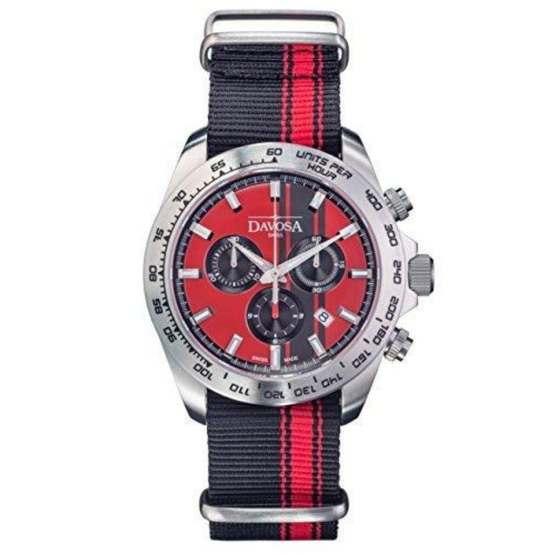 Davosa Swiss Speedline TX Chronograph Watch - 16248865