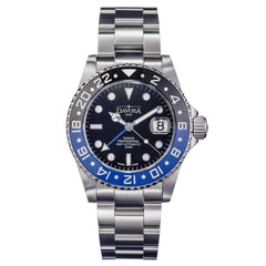 Davosa Ternos Automatic Professional TT GMT Stainless Steel Watch - 16157145