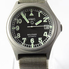 MWC G10 Automatic (100m Water Resistant) Military Watch - Watchfinder General - UK suppliers of Russian Vostok Parnis Watches MWC G10  - 3