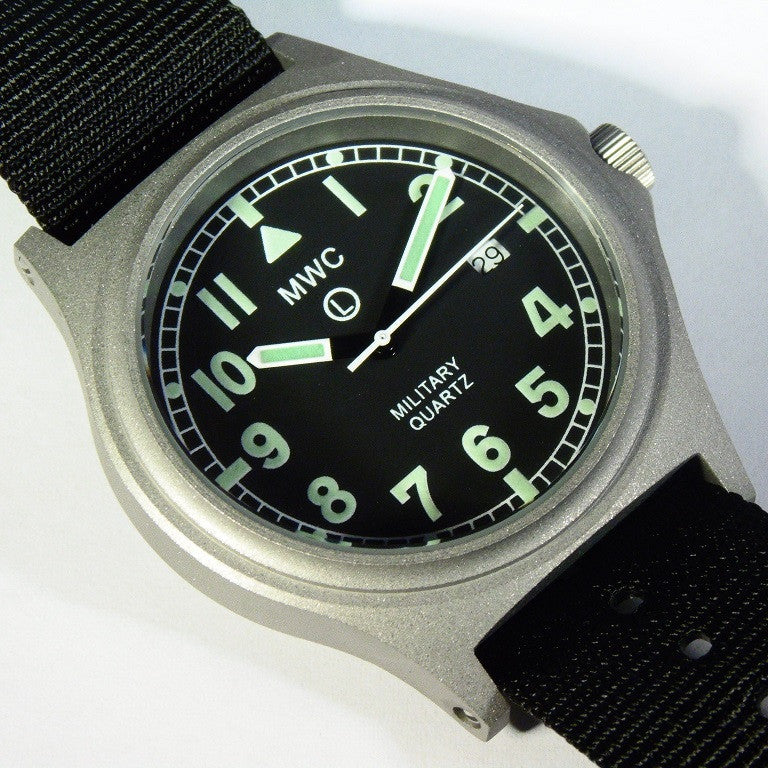 MWC G10BH 50m Water Resistant Military Watch - Watchfinder General - UK suppliers of Russian Vostok Parnis Watches MWC G10  - 2