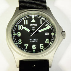 MWC G10BH 50m Water Resistant Military Watch - Watchfinder General - UK suppliers of Russian Vostok Parnis Watches MWC G10  - 3