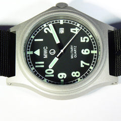 MWC G10BH 50m Water Resistant Military Watch - Watchfinder General - UK suppliers of Russian Vostok Parnis Watches MWC G10  - 4