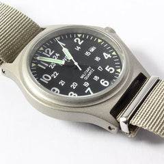 MWC G10BH 12/24 50m Water Resistant Military Watch - Watchfinder General - UK suppliers of Russian Vostok Parnis Watches MWC G10  - 2