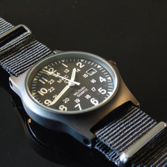 MWC G10 LM Military Watch PVD 12/24 Dial - Watchfinder General - UK suppliers of Russian Vostok Parnis Watches MWC G10  - 2
