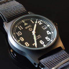 MWC G10 LM Military Watch PVD - Watchfinder General - UK suppliers of Russian Vostok Parnis Watches MWC G10  - 2