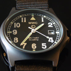 MWC G10 LM Military Watch PVD - Watchfinder General - UK suppliers of Russian Vostok Parnis Watches MWC G10  - 3