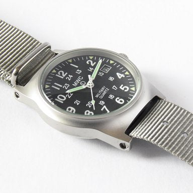 MWC G10 LM Military Watch 12/24hr Dial - Watchfinder General - UK suppliers of Russian Vostok Parnis Watches MWC G10  - 2