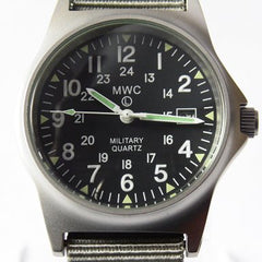 MWC G10 LM Military Watch 12/24hr Dial - Watchfinder General - UK suppliers of Russian Vostok Parnis Watches MWC G10  - 3
