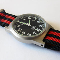 MWC G10 LM Military Watch (Luftwaffe Strap) - Watchfinder General - UK suppliers of Russian Vostok Parnis Watches MWC G10  - 2