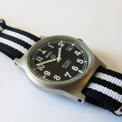 MWC G10 LM Military Watch (NUFC Nato Strap) - Watchfinder General - UK suppliers of Russian Vostok Parnis Watches MWC G10  - 1
