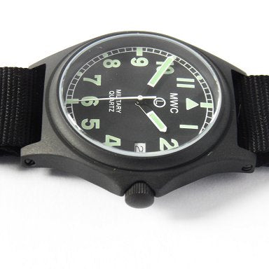 MWC G10 100m Stealth with Screw Crown - Watchfinder General - UK suppliers of Russian Vostok Parnis Watches MWC G10  - 4
