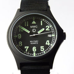MWC G10 100m Stealth with Screw Crown - Watchfinder General - UK suppliers of Russian Vostok Parnis Watches MWC G10  - 3