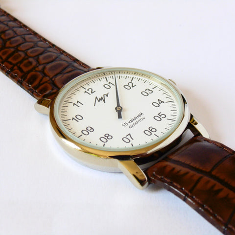 Luch Handwinding Watch - 337477760 - Watchfinder General - UK suppliers of Russian Vostok Parnis Watches MWC G10  - 2