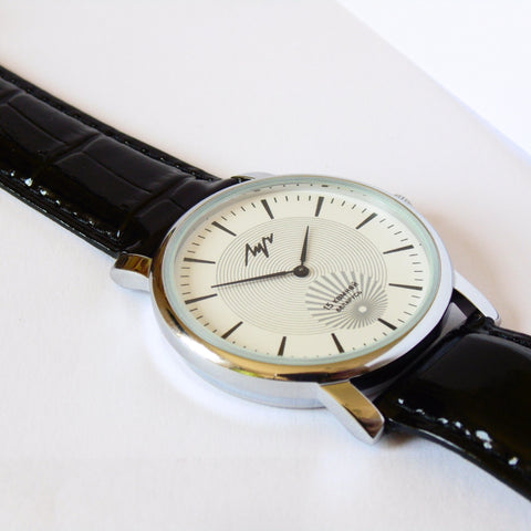 Luch Handwinding Watch - 38751460 - Watchfinder General - UK suppliers of Russian Vostok Parnis Watches MWC G10  - 2