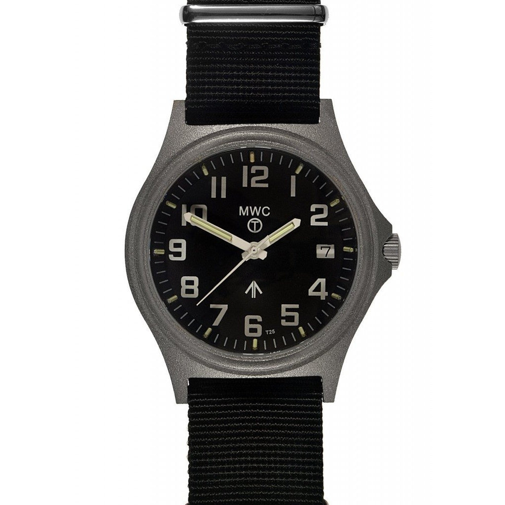 MWC G10SL MKVI 300m Military Watch with GTLS, Sapphire Crystal