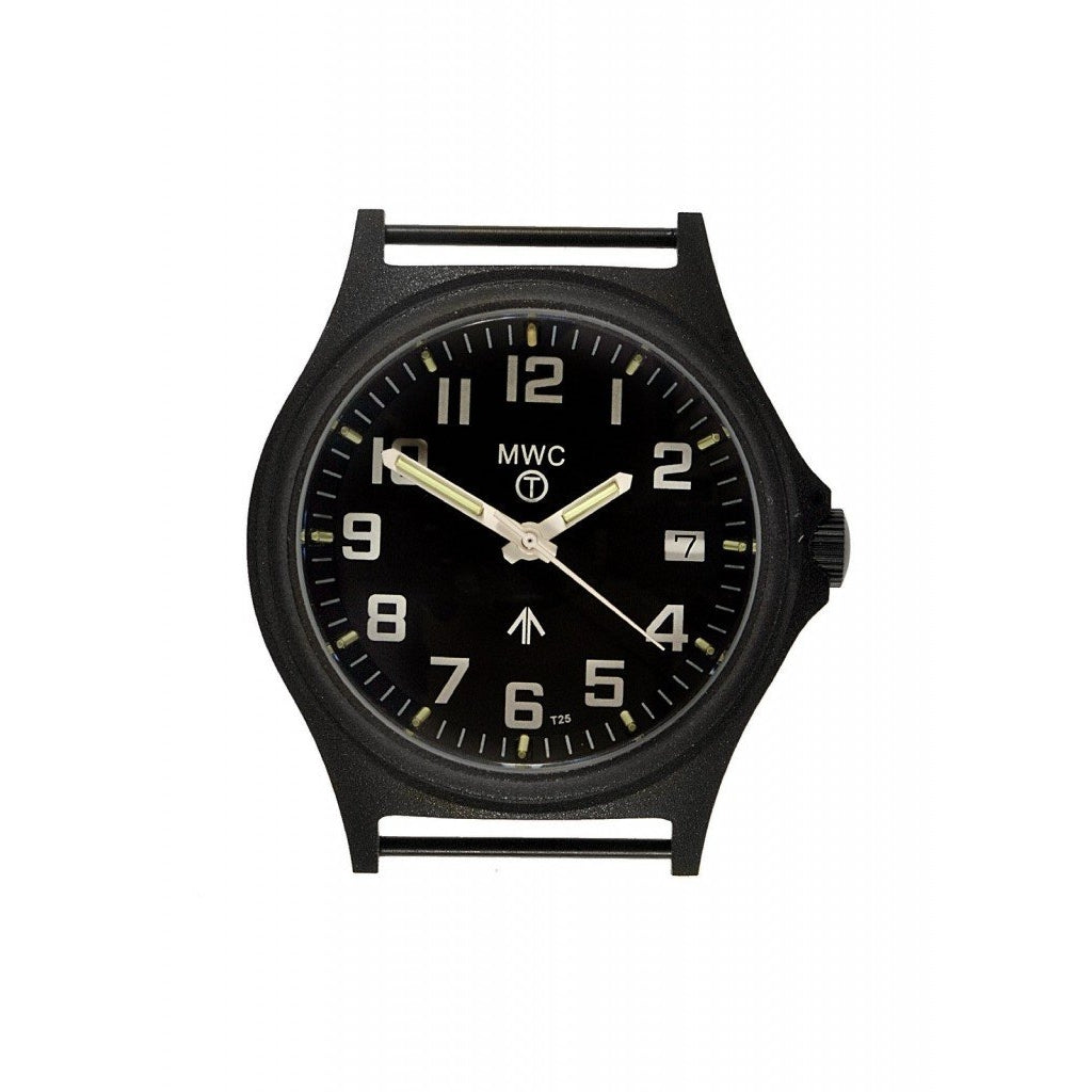 MWC G10SL MKVI PVD 300m Military Watch with GTLS, Sapphire Crystal (12hr or 12/24hr)