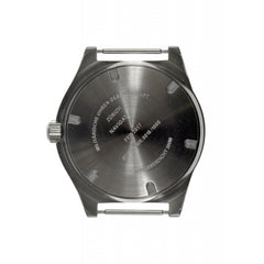 MWC 300m Stainless Steel Navigator with Luminova, Sterile Dial