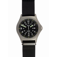 MWC G10BH 12/24 50m Water Resistant Military Watch - Watchfinder General - UK suppliers of Russian Vostok Parnis Watches MWC G10  - 6