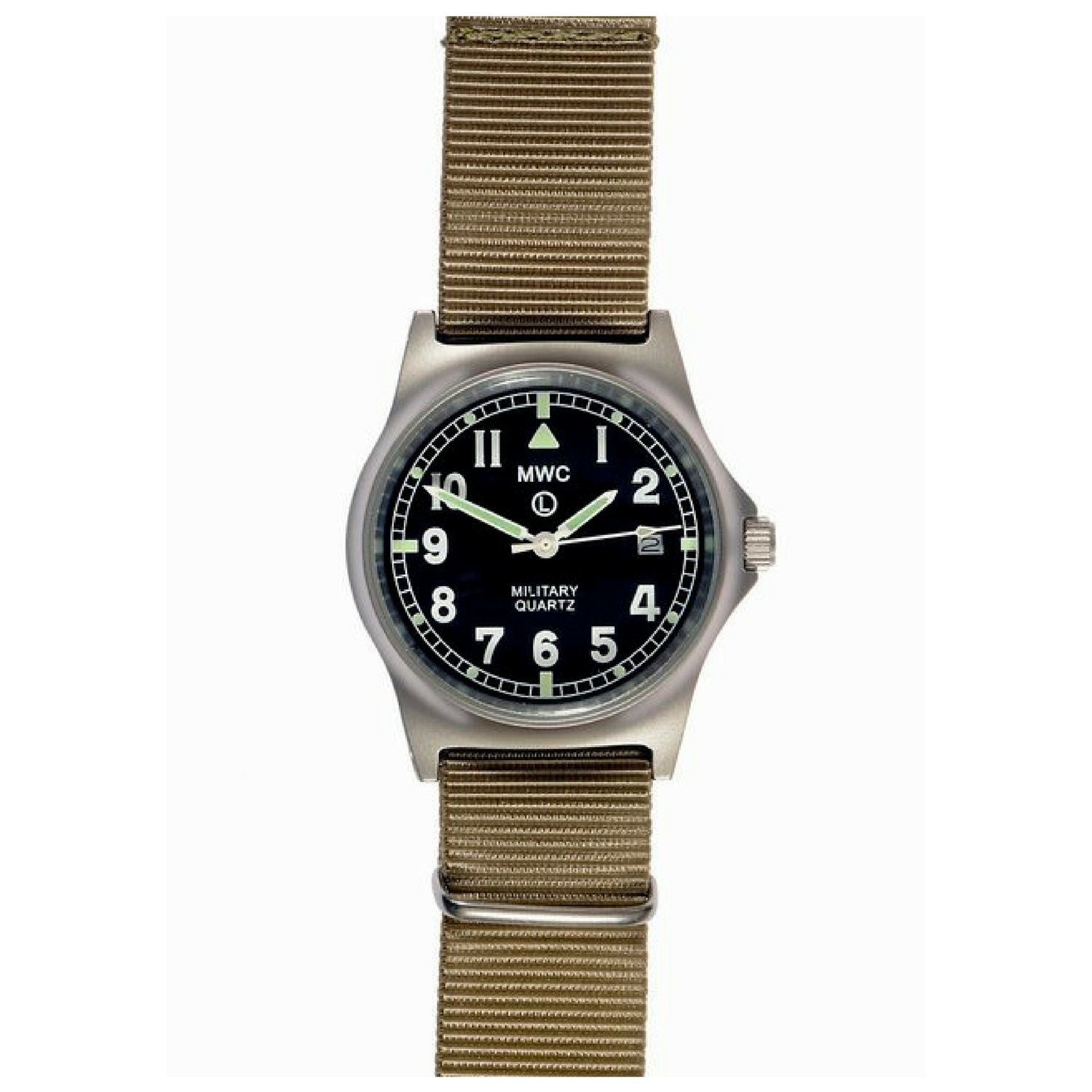 MWC G10 LM Military Watch (Desert Strap)
